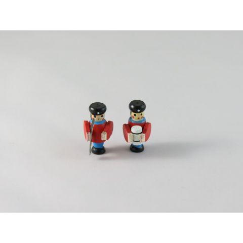 Soldaditos en miniatura (2 uds.)