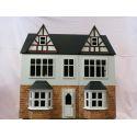 Casa de muñecas Orchard Avenue PRE-MONTADA